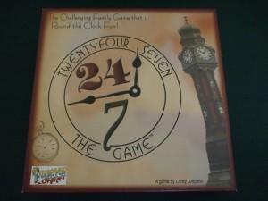 24/7:ザ・ゲーム