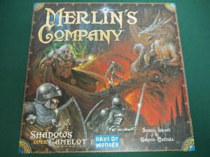 キャメロットを覆う影拡張:マーリンの騎士団