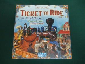 チケットトゥライド・カードゲーム