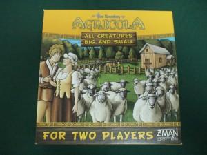 アグリコラ:牧場の動物たち