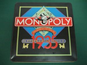 モノポリー:1935