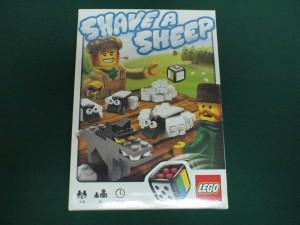 レゴゲーム:羊の毛刈り競争