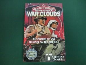 ウェルス・オブ・ネイションズ拡張:戦雲&高度産業タイル
