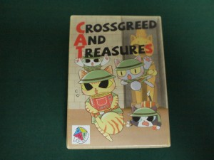 CROSSGREED AND TREASURES