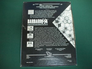 Barbarossa: Game of the Russo-German War 1941-45