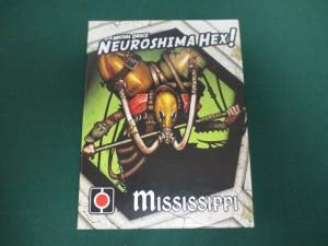 ニューロシマヘクス拡張:ミシシッピ