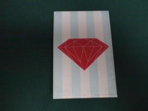 赤いダイヤ