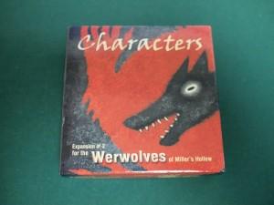 ミラーズホロウの人狼拡張:新たなる村人