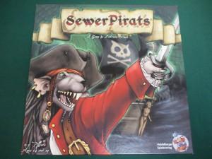 下水道の海賊ネズミ