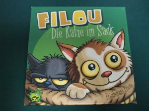 袋の中の猫フィロー