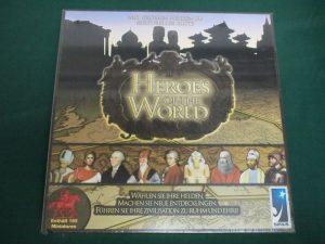 世界の英雄たち