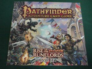 パスファインダーカードゲーム:Rise of the Runelords