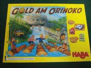 オリノコ川の黄金