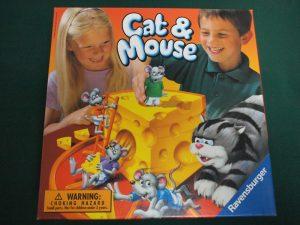 キャット&マウス