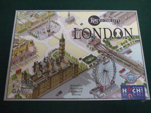 キー・トゥ・ザ・シティ:ロンドン