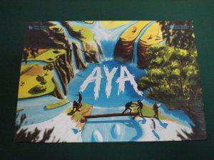 アヤ:河巡る旅