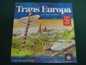 トランスヨーロッパ