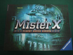 ミスターX