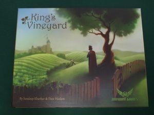 王様のブドウ園
