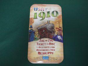 チケットトゥライド拡張:USA1910