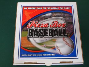 Pizza Box Baseball