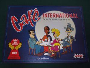 カフェインターナショナル