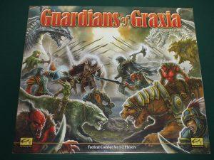 グラシアの守護者たち
