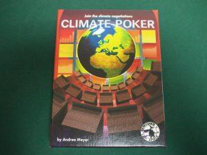 気候ポーカー
