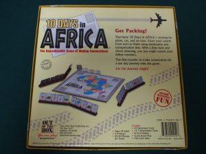 10デイズ・イン・アフリカ