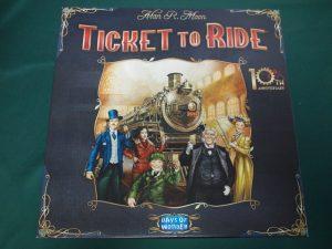 チケットトゥライド10周年記念版