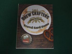 ブリュークラフターズ:トラベルカードゲーム