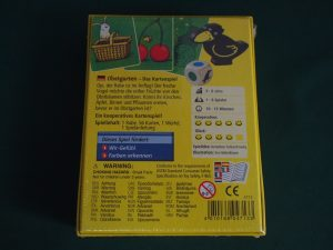 果樹園カードゲーム