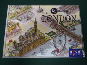 キー・トゥー・ザ・シティ:ロンドン