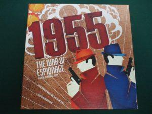1955:冷たいスパイの熱い戦い