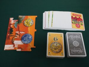 アルハンブラカードゲーム