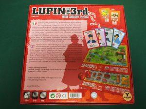 ルパン三世ボードゲーム