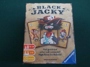 ブラックジャッキー