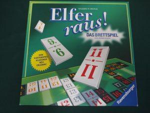エルファーラウスボードゲーム
