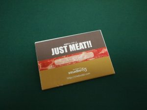 JUST MEAT!!
