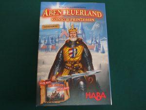 アドベンチャーランド拡張:王とプリンセス