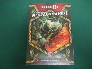 ニューロシマヘックス拡張:Babel13