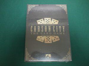 カーソンシティ:カードゲーム