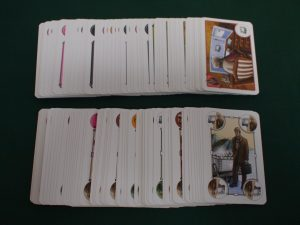 シベリア:カードゲーム