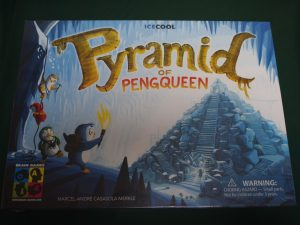 Pyramid of Pengqueen