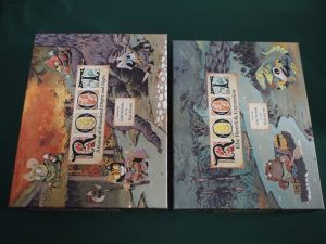 Root基本拡張The Riverfolk Expansionセット