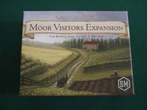 ワイナリーの四季拡張:Moor Visitors