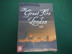 ロンドン大火1666年