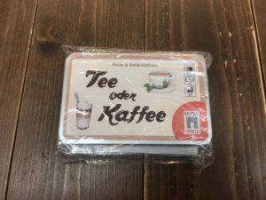紅茶あるいは珈琲