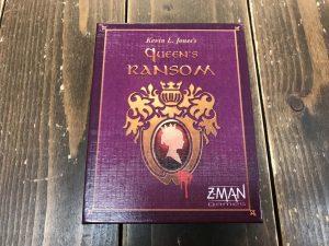 女王の身代金