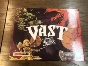 ヴァスト:水晶の洞窟